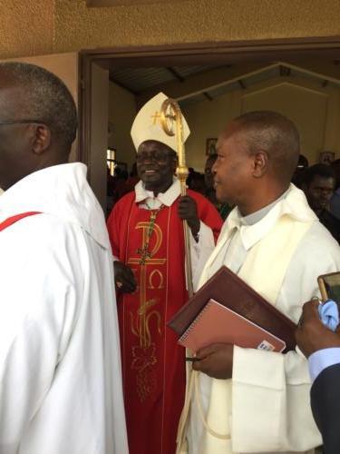 l'évêque