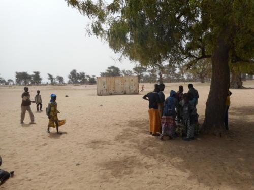 visite de l'école de M'Balakahté (3)